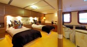 Luxury yacht SHERAKHAN - Twin suite