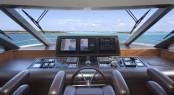 OA 100' Skylounge, Skybridge Helm