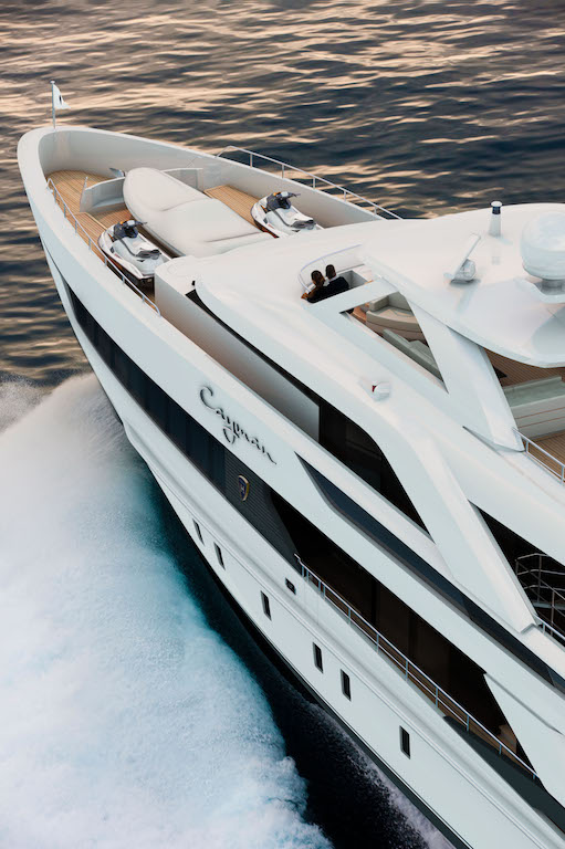 Project Cayman. Exterior