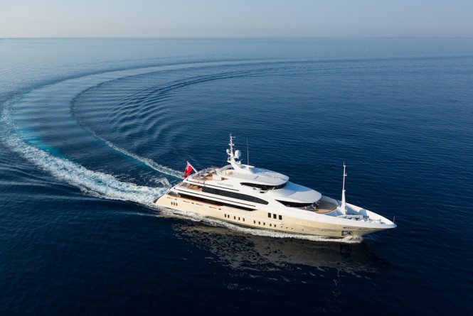 56m Benetti Motor Yacht Lady Candy - credits Jeff Brown