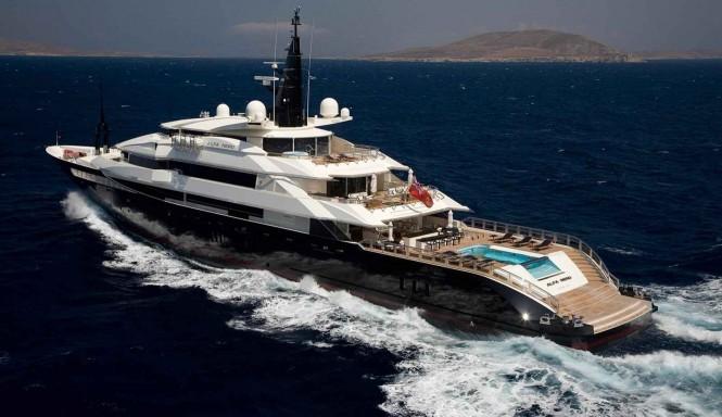 Megayacht Alfa Nero