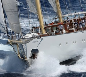 Watch: The Best of Chronos & Antigua Classic Yacht Regatta 2014 / 2016