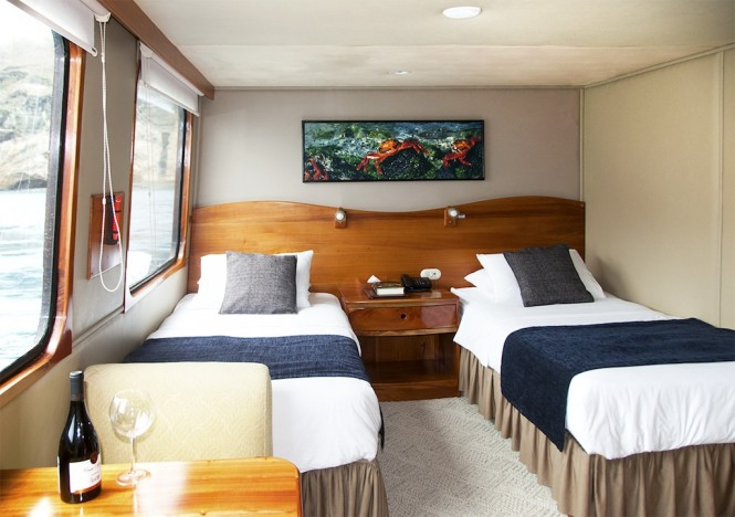 Integrity - Twin stateroom