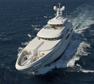 60m Luxury Yacht Huntress Presents a Special Offer for Christmas - New Year