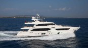 Gulf Craft's Newest Tri-deck Majesty 110
