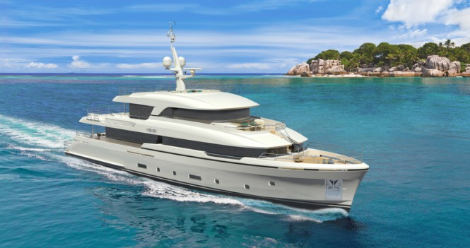 Moonen superyacht Martinique