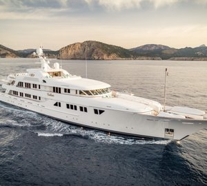 Stunning M/Y Callisto Offers a Discount on Caribbean Charters