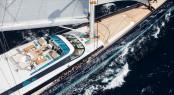 Sailing yacht AQUIJO
