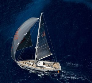 Sensational New Sailing Yachts New to the Charter World This Year
