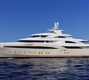 72M Charter Yacht O'PARI 3 sold and renamed NATALINA A