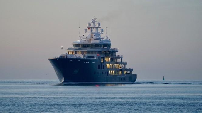 U116 Kleven Explorer Yacht