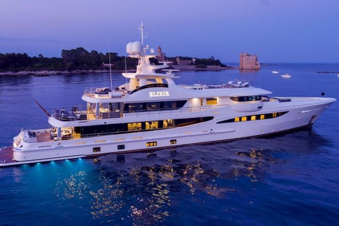 Superyacht Elixir 55m