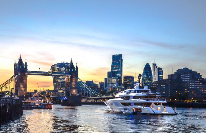 Superyacht Gallery to be held in London