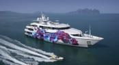 Motor Yacht SALUZI (ex Tia Moana) - an Austral Superyacht