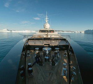 Superyacht Exploration: Wonderful Video of 55m Galileo G exploring the North West Passage