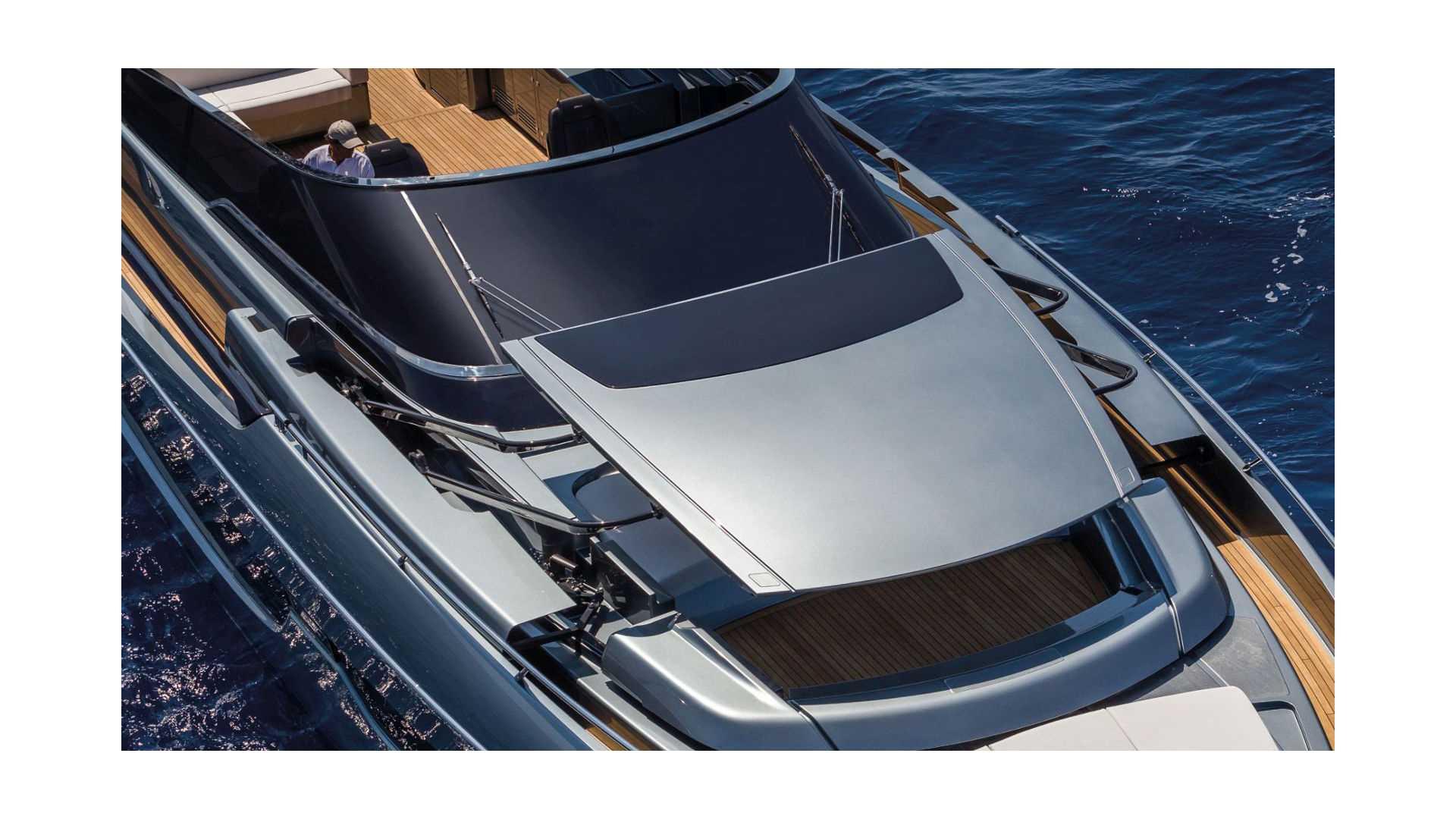 179911 yacht charter superyacht news Riva motors
