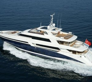 8 days Charter For The Price of 7 Aboard Superyacht TATIANA
