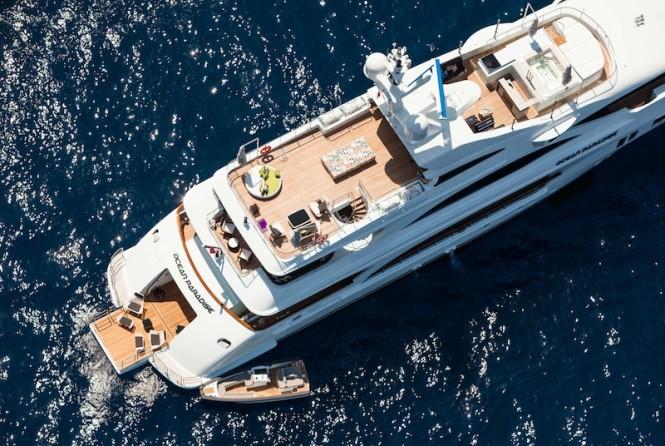 Superyacht OCEAN PARADISE