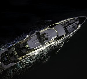 47m Yacht Revolution: a Project by Jongert and Vripack