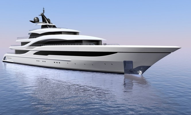 77m superyacht Turquoise Yachts Sold