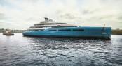 A&R 98m luxury yacht AVIVA