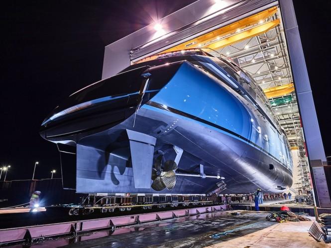 A&R 98m superyacht AVIVA