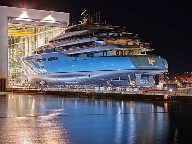 Abeking und Rasmussen yacht AVIVA