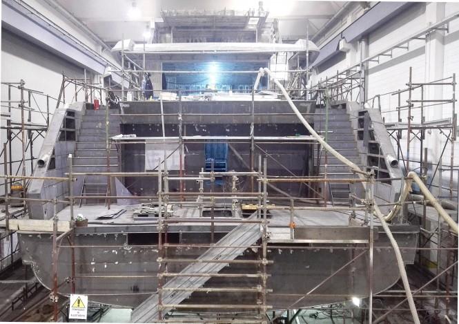 K40 M?Y Kanga construction