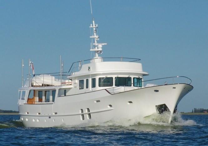Luxury yacht SULTANA
