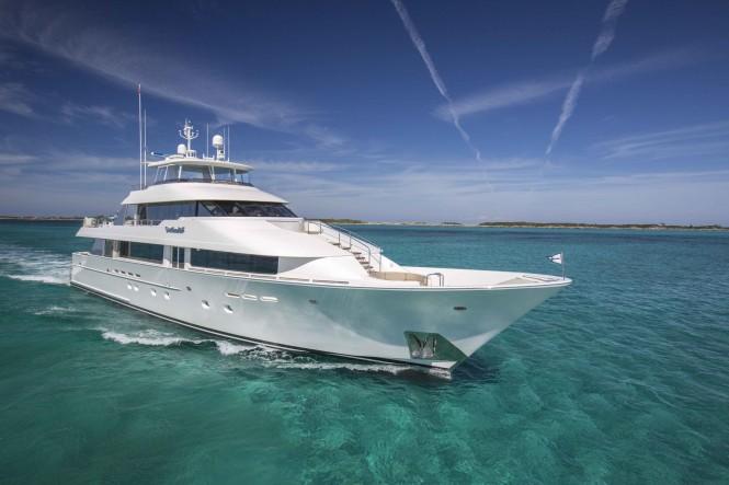 Motor yacht AMITIÉ