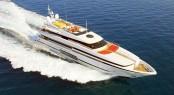 Luxury yacht BALISTA