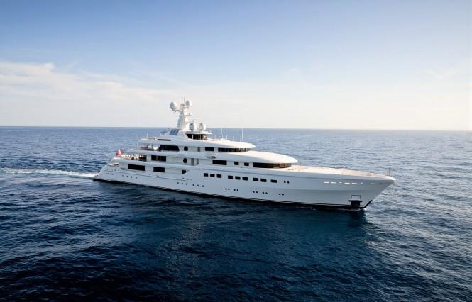 Motor yacht ROMEA by Abeking & Rasmussen