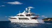 Motor yacht WILD THYME