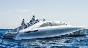 14m Granturismo boat by Mercedes-Benz Style and Silver Arrows Marine