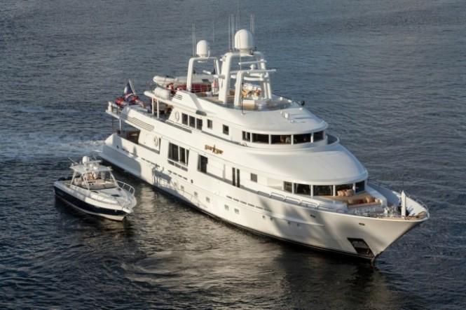 Luxury Motor Yacht Starship