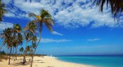 Paradise Beach Cuba. Photo by Nick Kenrick