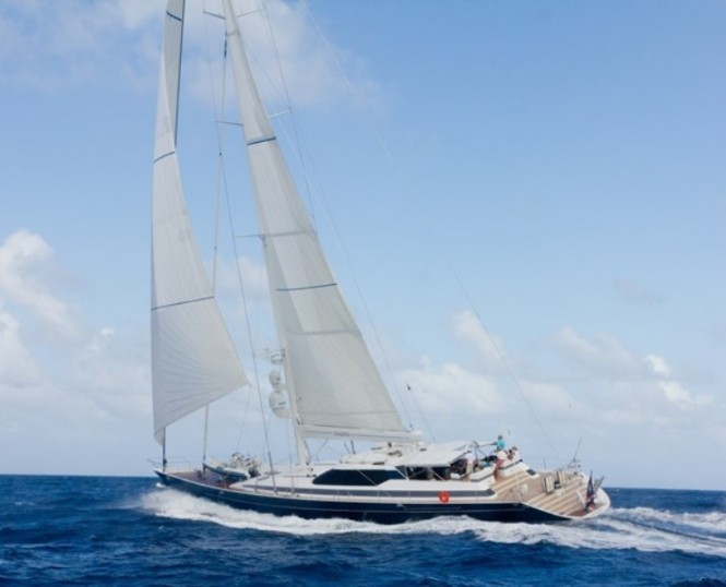 Alloy Yachts: SEA QUELL