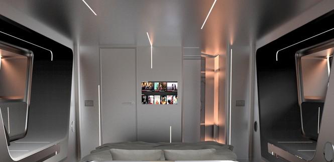 Sarco Master Cabin