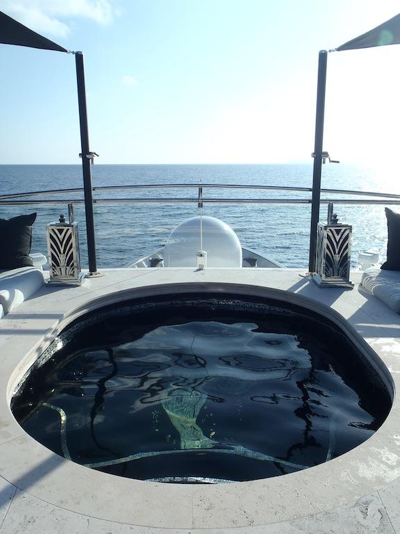 Luxury yacht SILVER ANGEL - Pool