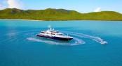 Super yacht UNBRIDLED