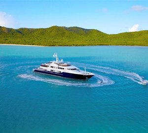 Motor Yacht UNBRIDLED Offers Deluxe Crewed Charters in the Mediterranean