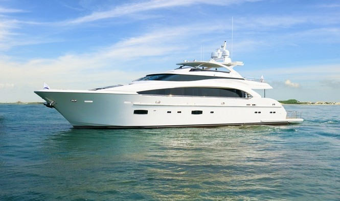 Motor yacht PARADISE by Horizon Yachts
