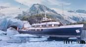 Turquoise Yachts 56m Explorer Superyacht