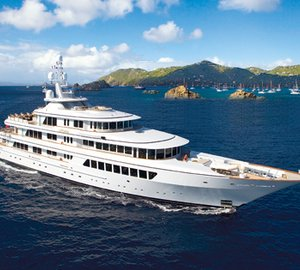 Charter Superyacht of the week: M/Y Utopia