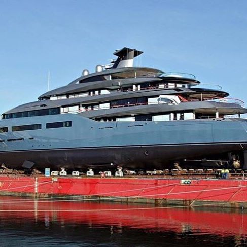 Yacht AVIVA launched by Abeking & Rasmussen - image DrDuu