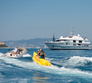 Motor Yacht IDOL: Charter Vacation with a WOW factor