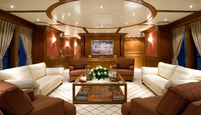 Motor yacht INSIGNIA - Skylounge
