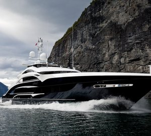 Why is Superyacht Ann G one of the most impressive on the planet?