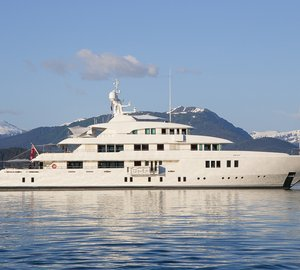 Head-turning Party Girl still available for Caribbean and Bahamas charters
