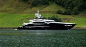 Jeff Brown-motor yacht Ann G in Norway